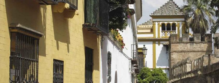 curiosidades sobre el Barrio de Santa Cruz
